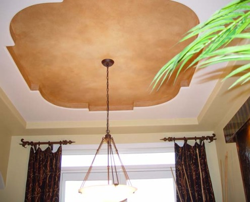 Architectural Faux Finish Ceiling Tacoma decorative paint bellevue ceiling ideas
