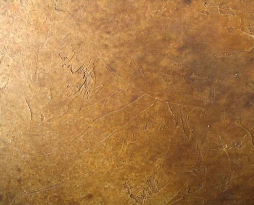 venetian plaster italian plasters Aged Bronze Concrete Venetian plaster brown bronze rust Samammish