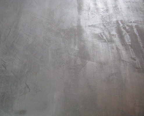 Modern Concrete Plasters Seattle Venetian Plaster Metallic Plaster Rich Pewter Gray Seattle KIrkland Medina