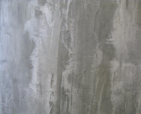Modern concrete Plasters Gray Venetian Plaster Concrete Look Kirkland Seattle interior design Seattle Venetian Plaster