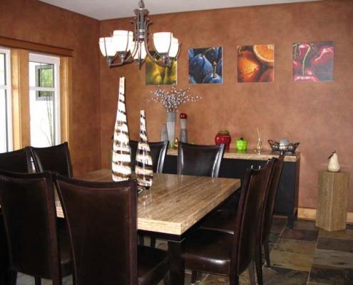 Architectural Faux Finish Bellevue interior design ideas redmond dining room furniture houzz