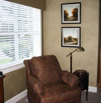 Architectural Faux Finish Finish Library Bellevue decorative paint tacoma house painters dark leather chair