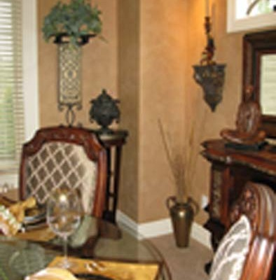 venetian plaster italian plasters Venetian Plaster Dining Room Redmond faux finish Bellevue Issaquah