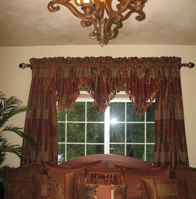 Architectural Faux Finish Bedroom Bellevue redmond custom window coverings decorative paint bellevue tacoma house painters