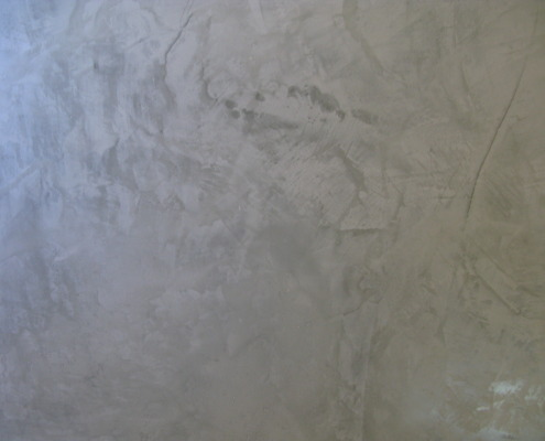 Seattle Venetian Plaster Gray Light Contemporay Venetian Plaster Issaquah Bellevue modern concrete plasters