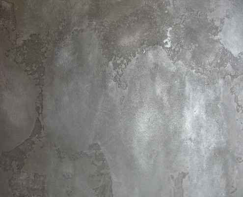 Modern Concrete Plasters Gray Metallic Distressed Plaster Bellevue Seattle Seattle Plaster